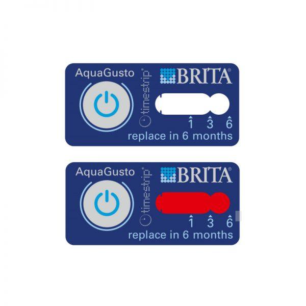 BRITA AquaGusto Timestrip - merilnik