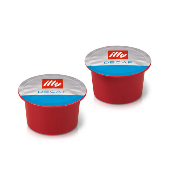 Illy kapsule MPS, Decaf